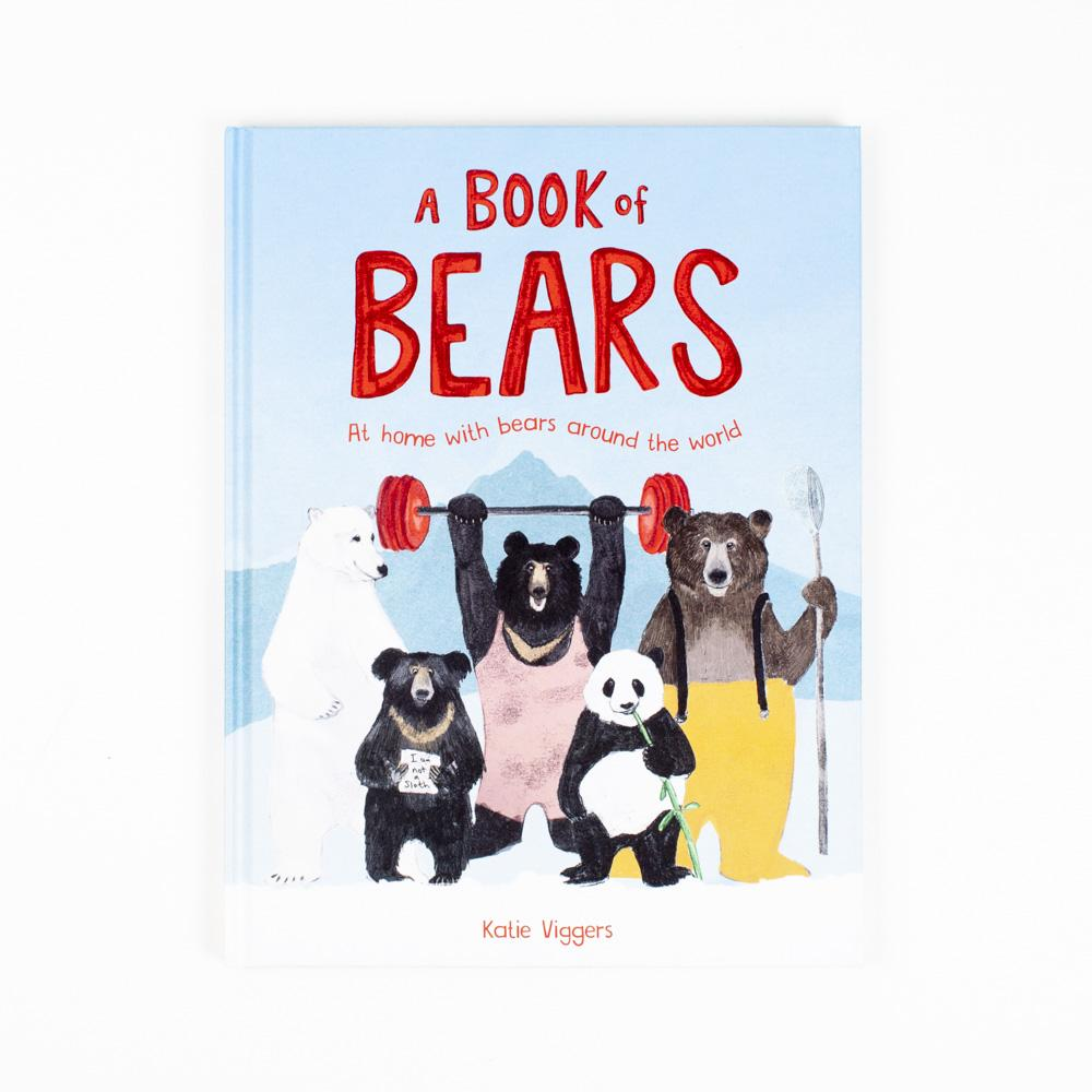 A Book of Bears: At Home with Bears Around the World