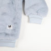 Ice Blue Fluffy Sweater