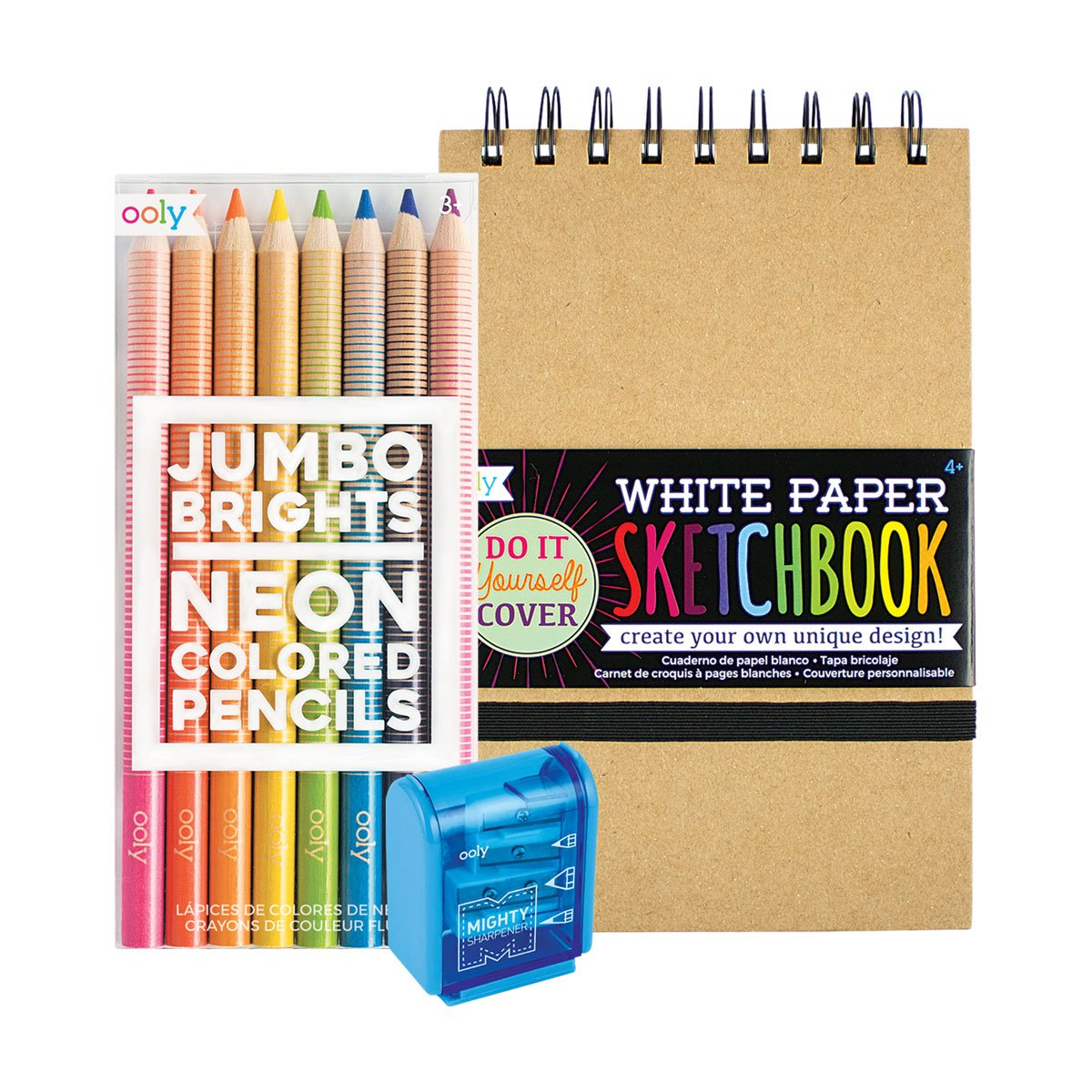 Jumbo Brights Sketch Set