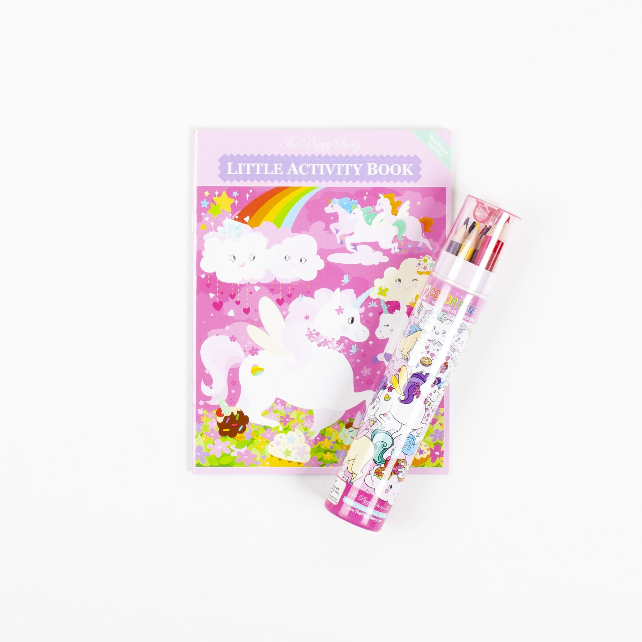 Unicorn Land Activity Book Set