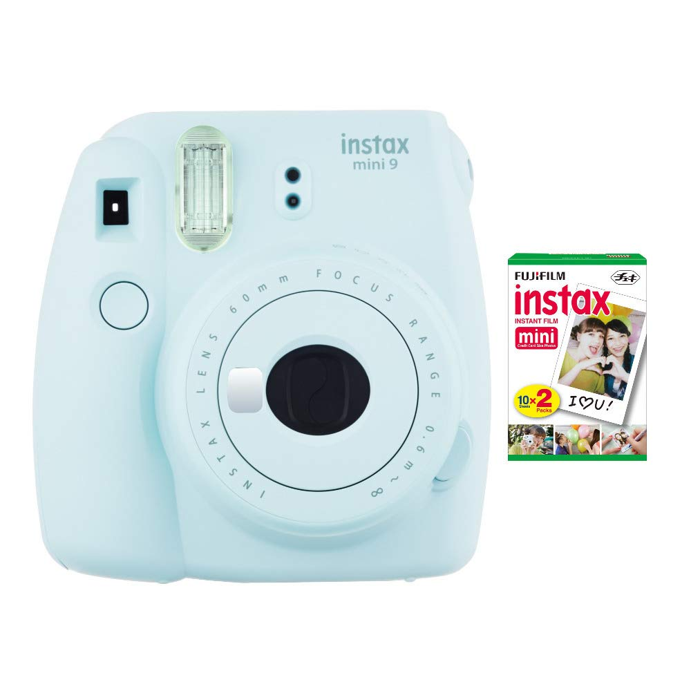 Ice Blue Instax