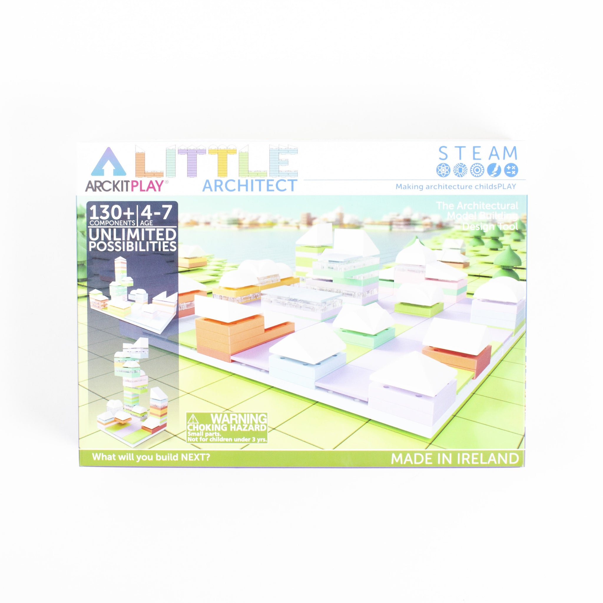 Little Architect Building Kit