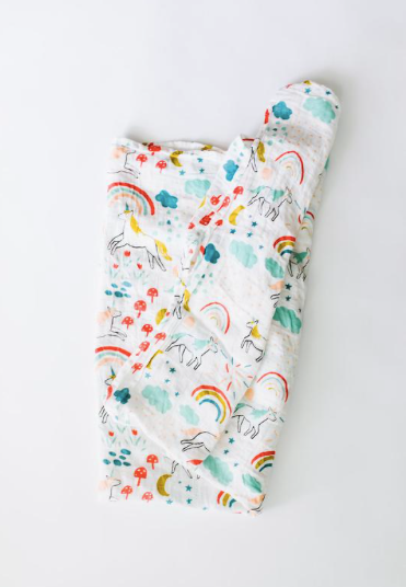 Unicorn Dream Swaddle