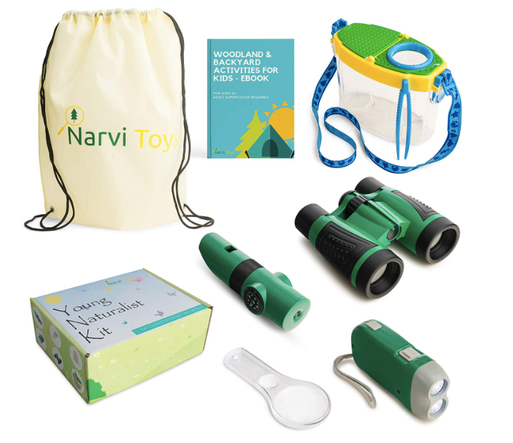 Young Naturalist Kit