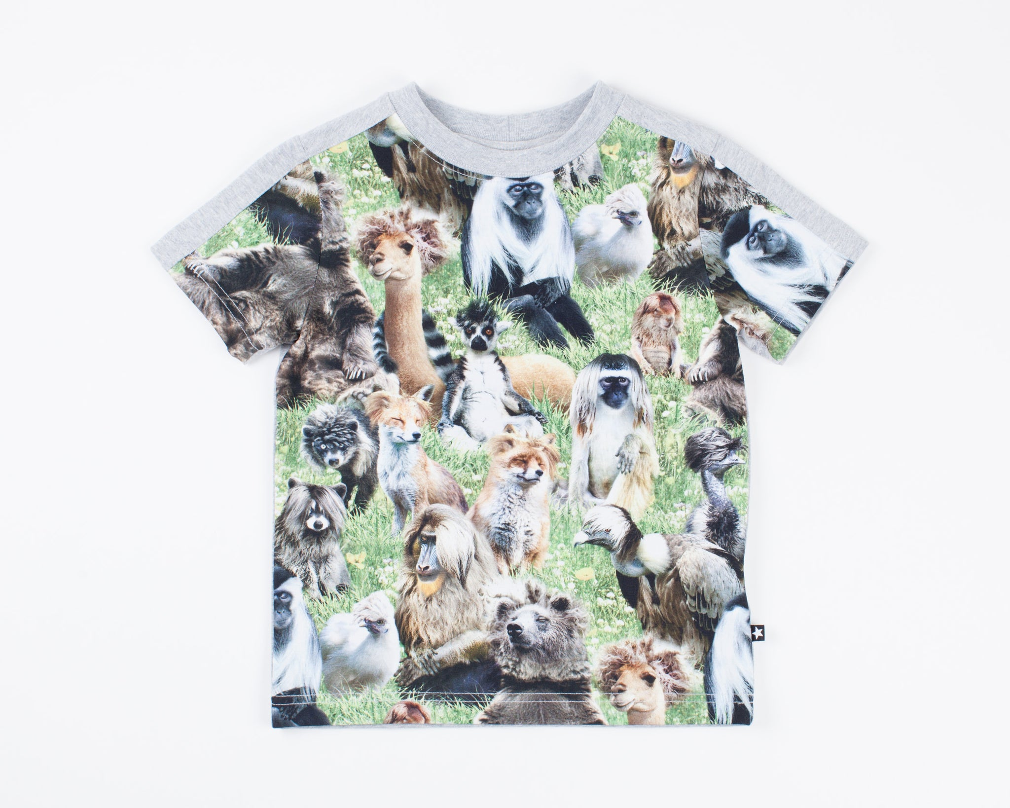 Hairy Animals Tee