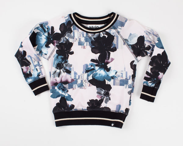 Floral Dreamscape Long Sleeve