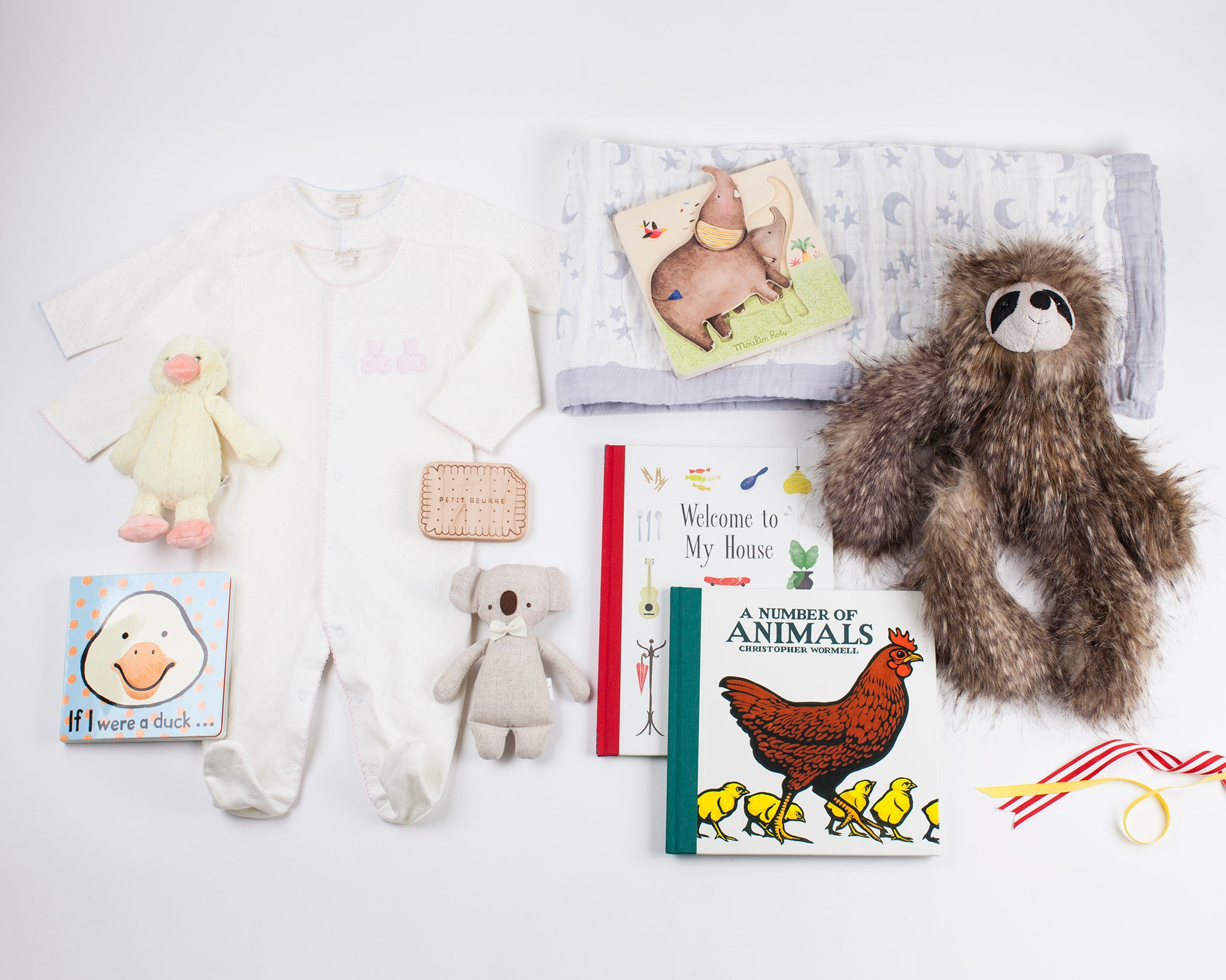 The Epic Baby Shower Bundle - 12 Month of Gifts