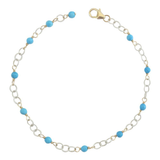 Zoey Bracelet in Turquoise