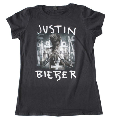 Justin Bieber Purpose Juniors T-Shirt