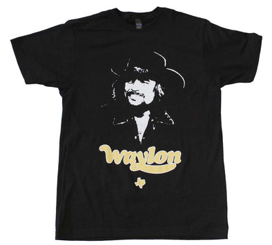 Waylon Jennings Texas T-Shirt