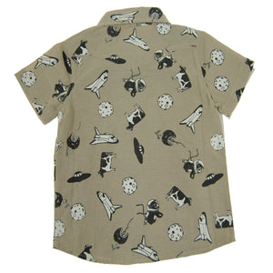 'Out Of This World' Bow Tie Shirt