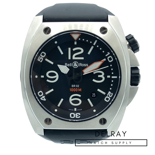 Bell and Ross Marine BR02-92