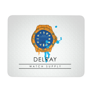 Delray Watch Supply Mousepad - Pop Art