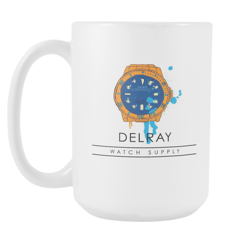 Delray Watch Supply Pop Art Mug