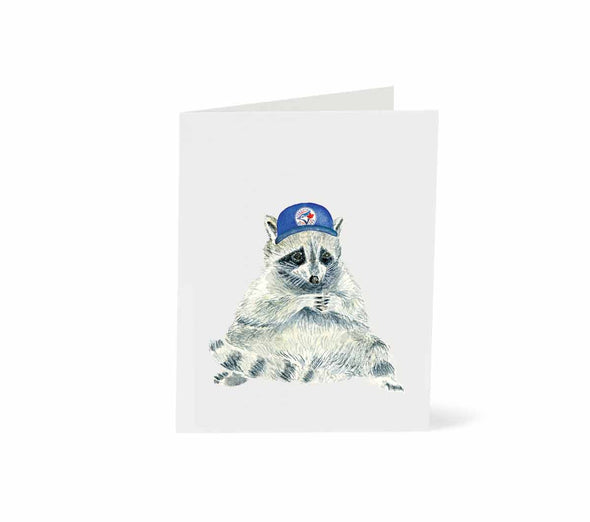 Toronto: Raccoon Blue Jays