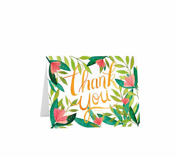 Thank You: Floral