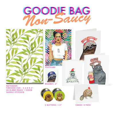Limited Edition: Goodie Bag (Non-Saucy) Holiday
