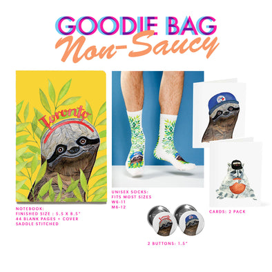 Limited Edition: Goodie Bag Toronto Edition
