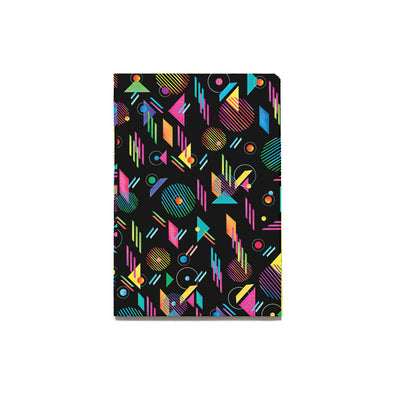 Pattern: 80's Notebook