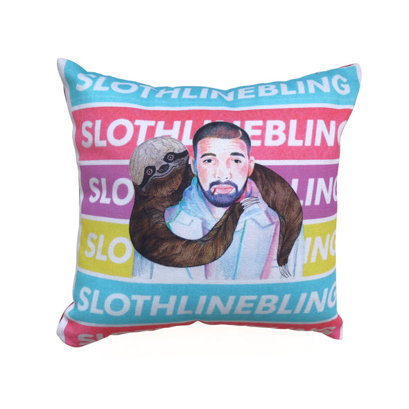 Pillows: Drake Slothline Bling