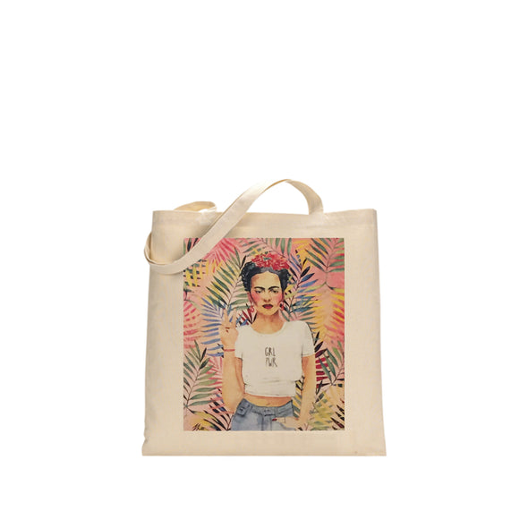Tote Bag: Frida K