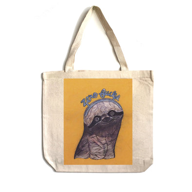 Tote Bag: Sloth Zero Fucks