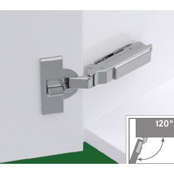 TIOMOS 120° Self-close Hinge -Screw fixing (F045138486)