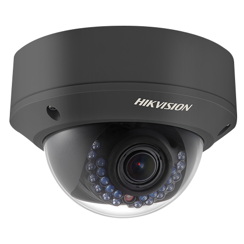DS-2CD2742FWD-IZS 4 MP Vari-focal WDR Dome Network Camera with IR (Refurbish)