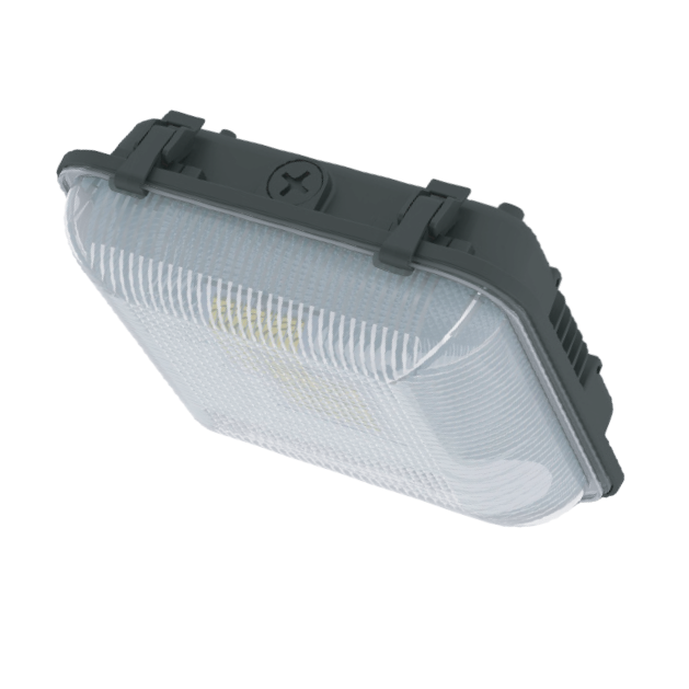 RENO Lighting: LED Slim Canopy 120-347V (3 Items Available)