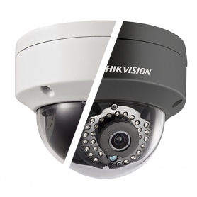 DS-2CE56D1T-AVPIR3 TurboHD 1080P Vari-focal Outdoor Vandal Proof IR Dome Camera (Refurbish)