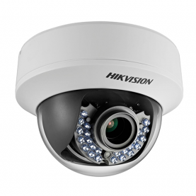 DS-2CE56C5T-AVFIR TurboHD 720P Indoor Vari-focal IR Dome Camera  (Refurbish)