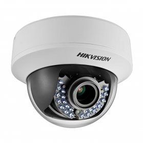 DS-2CE56D5T-AVFIR TurboHD 1080p Vari-focal Indoor Varifocal IR Dome Camera (Refurbish)
