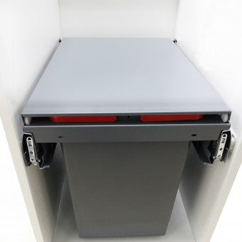 Italian ELLETIPI Waste Bin Cover (Lid for WB-E450) - WB-E450CV