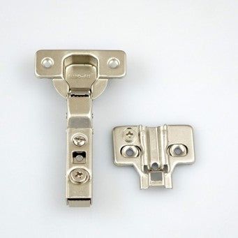 107º opening angle Self Close Half-overlay Hinge - EK-01BP