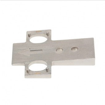 TIOMOS +5°/-5° Wedge (for mounting plate) for screw fixing F072135757/F072135758
