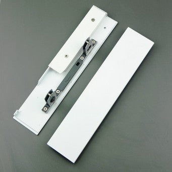 FIT-BOX White Inner Drawer Front Bracket (4 Items Available)