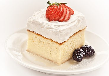Tres Leches Cake - A Recipe Using Medallion Milk Powder!
