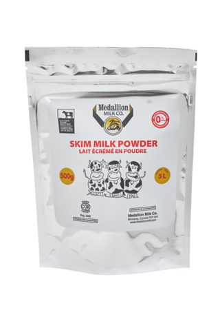 Skim Milk Powder - 500g bag