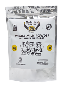 Whole Milk Powder - 1 kg Bag