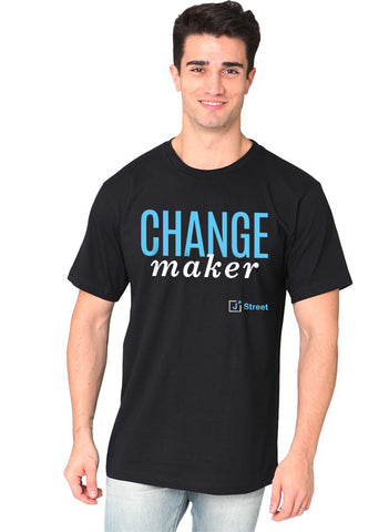 Change Maker Unisex T-Shirts