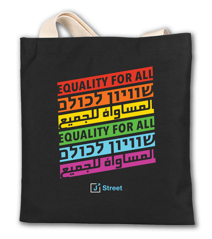 Equality for All Pride Tote