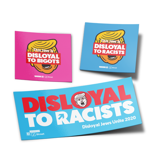 """Disloyal"" Sticker Pack"