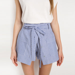 Striped Shorts, Bottoms - Mood:Fabulous | Find your style! Shop online women's clothing, accessories, shoes & more. Free shipping on orders over 50€.