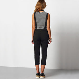 Black Denim Overalls, Bottoms - Mood:Fabulous | Find your style! Shop online women's clothing, accessories, shoes & more. Free shipping on orders over 50€.