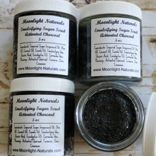 Load image into Gallery viewer, Activated Charcoal Facial Scrub