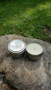 Energizing Massage Candle