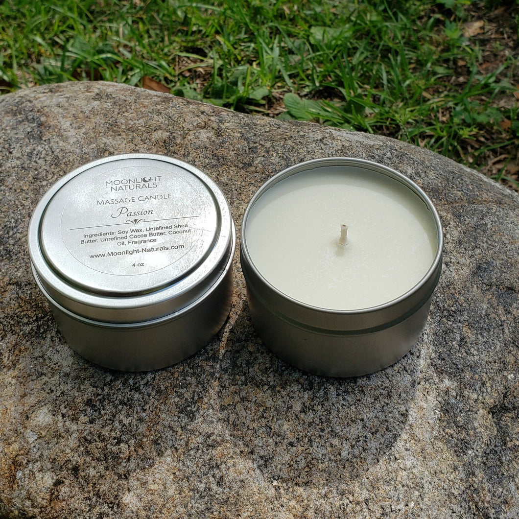 Passion Massage Candle