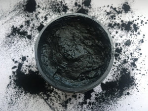 Detox Activated Charcoal Clay Mask