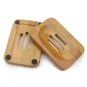 Eco-friendly Bamboo Soap Tray