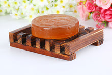 Load image into Gallery viewer, Natural Wooden Soap Dish